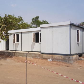 Portacabins | Modular buildings | portable houses and offices Liquidfire Engineering Services - Lagos Nigeria