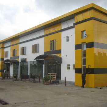 Cladding by Liquidfire Engineering Services - Lagos Nigeri