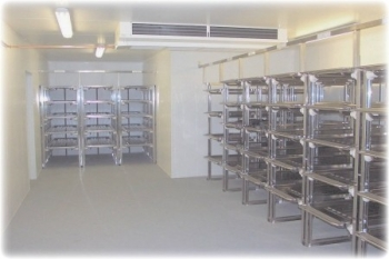 Cold room construction in Nigeria | Liquidfire Engineering Sevices